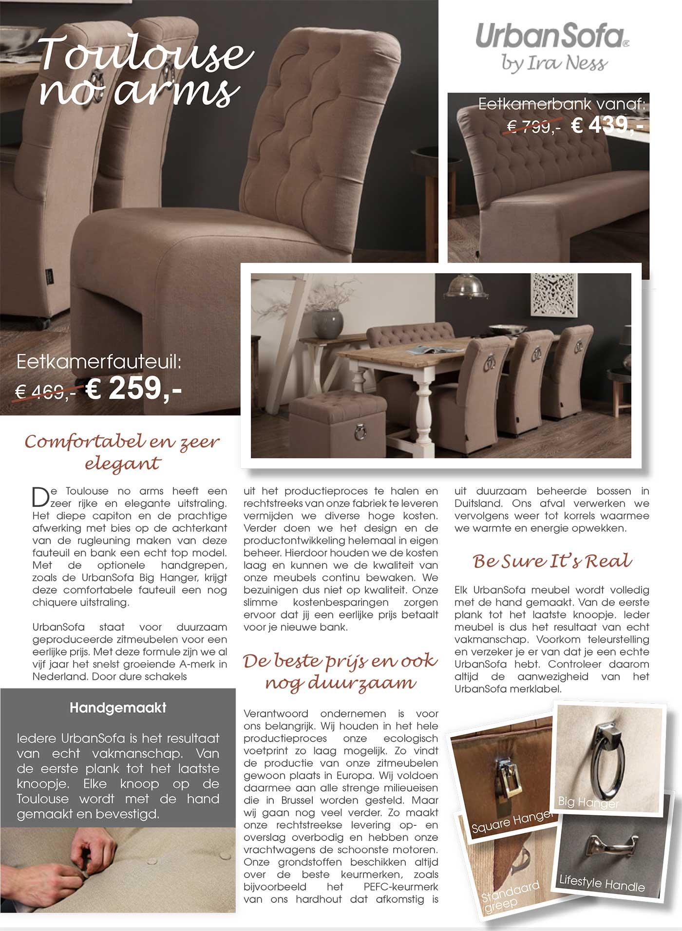 UrbanSofa_Toulouse_no_arms_eetkamerfauteuil_eetkamerbank-1