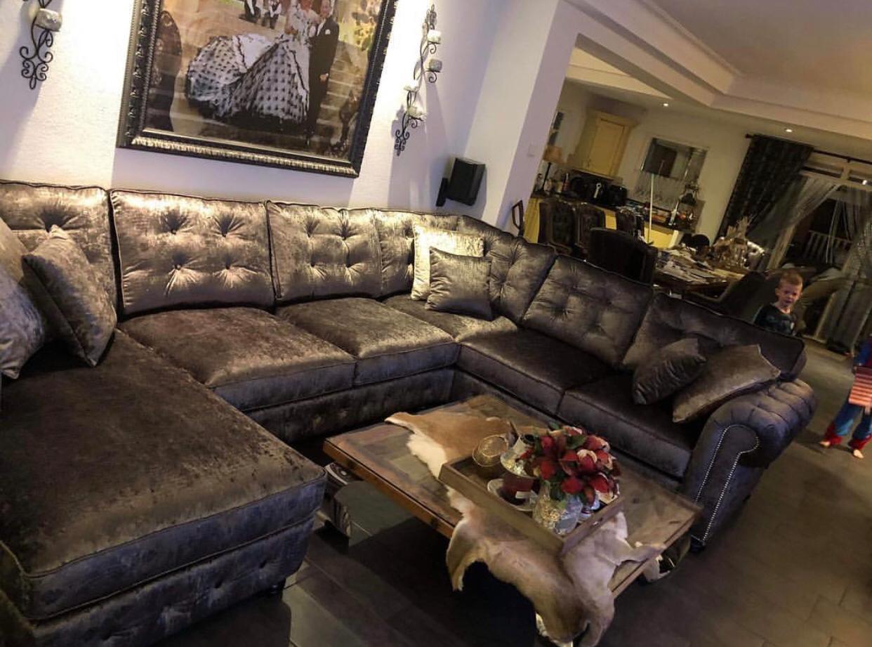 UrbanSofa San Remo Hoekbank & Lounge