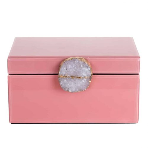 Jewellyery Box Maisie Pink