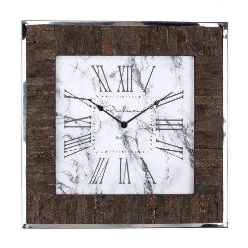 Clock Evan Square