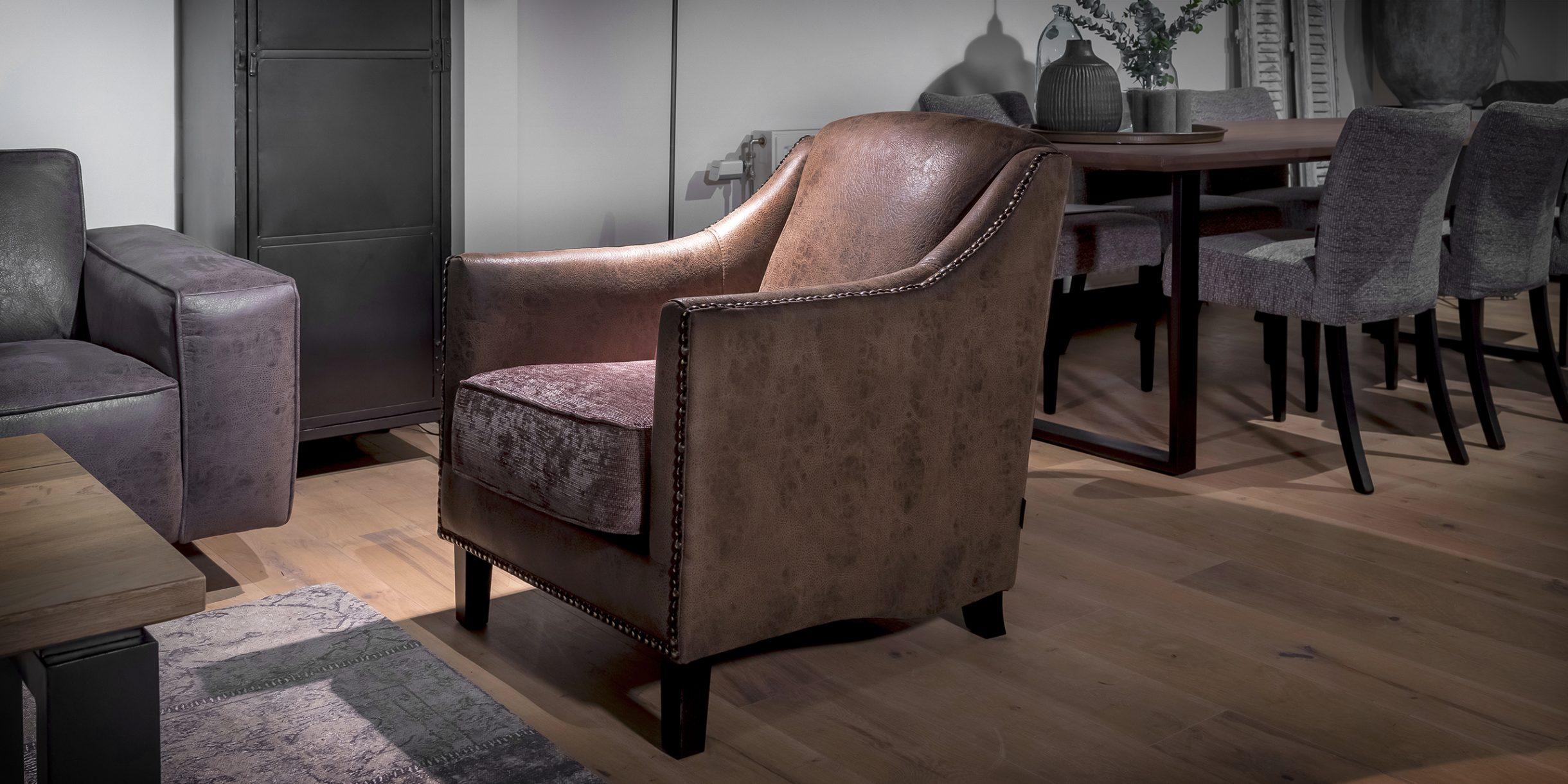 Parma fauteuil HR