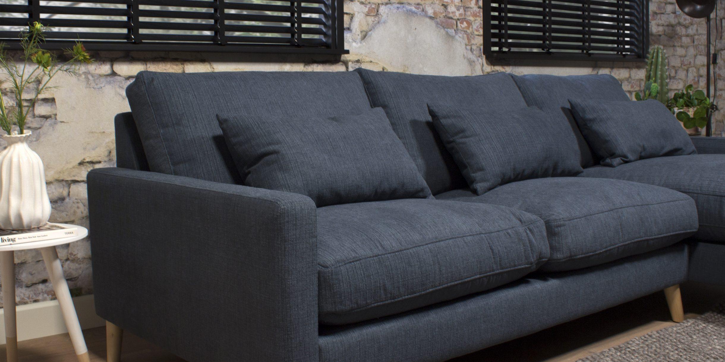 UrbanSofa Gino Loungebank detail