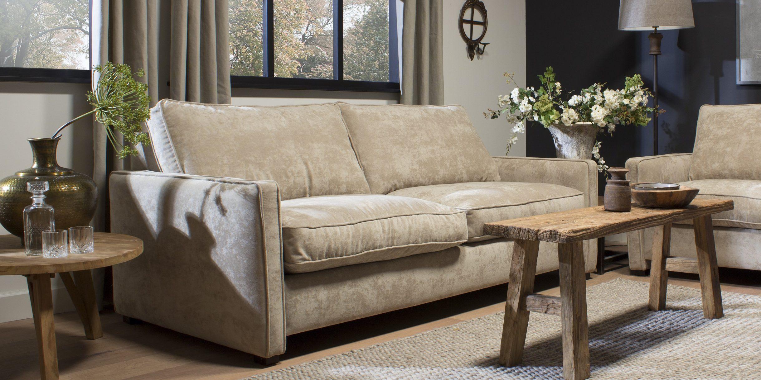 UrbanSofa Logan Sofa close up 1