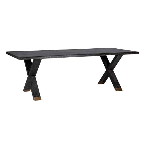 Eettafel Hunter Cross-leg 240x100