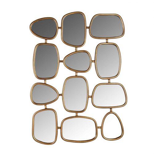 Spiegel Jeff met 12 spiegels