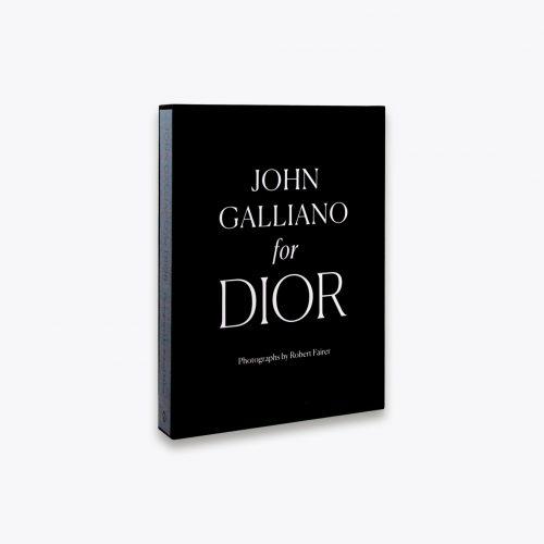 John Galliano for Dior Tafelboek