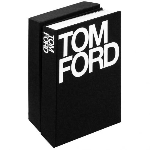 Tom Ford Tafelboek