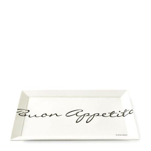 RM Buon Appetito Rect. Plate 40x25
