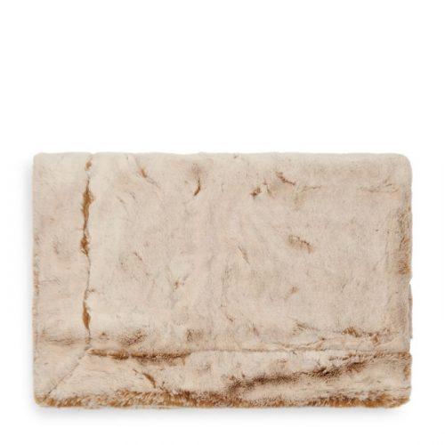 RM Classic Club Faux Fur Throw 170x130