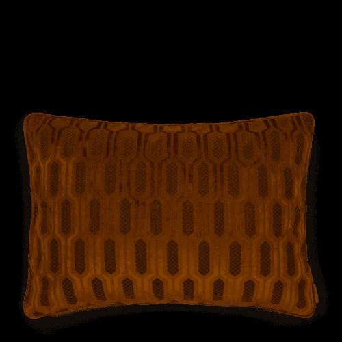 RM Club Pillow Cover walnut 65x45