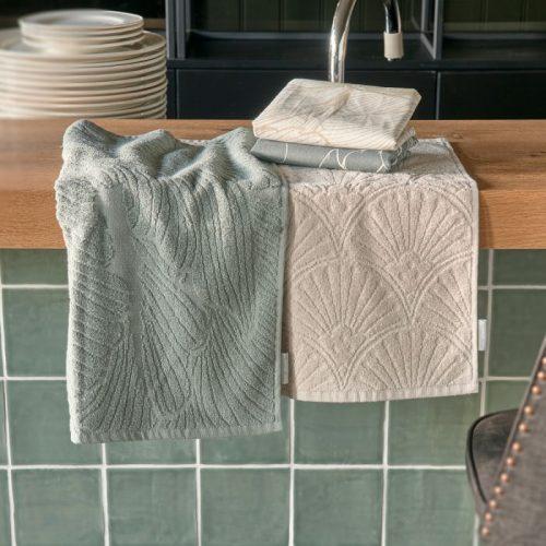RM Les Fleurs Kitchen Towel 2 pieces